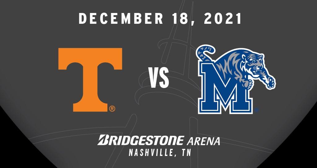 UT vs Memphis Men's Basketball