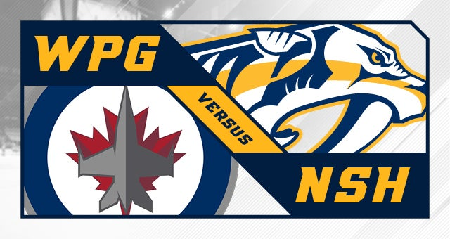 POSTPONED: Nashville Predators vs. Winnipeg Jets
