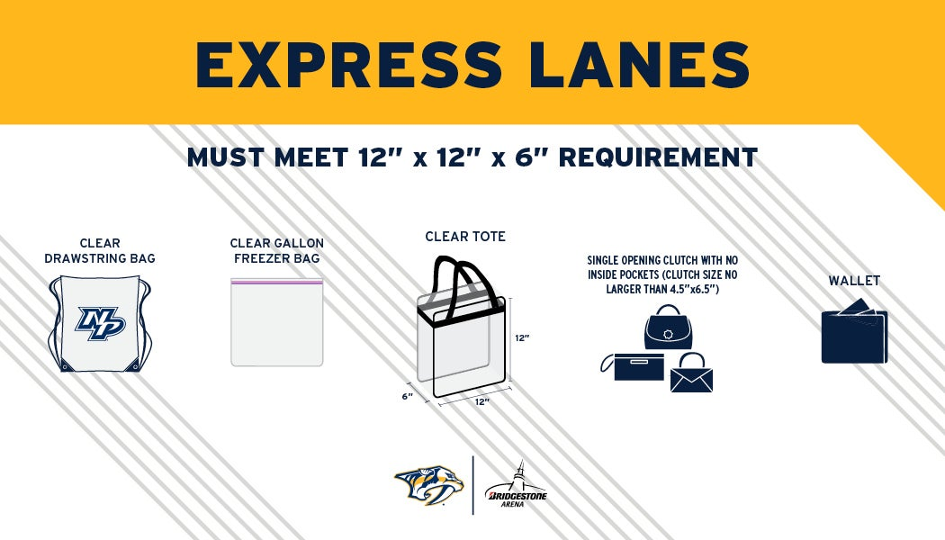More Info for Bridgestone Arena Adding Safety Enhancements Ahead of 2019-20 Season