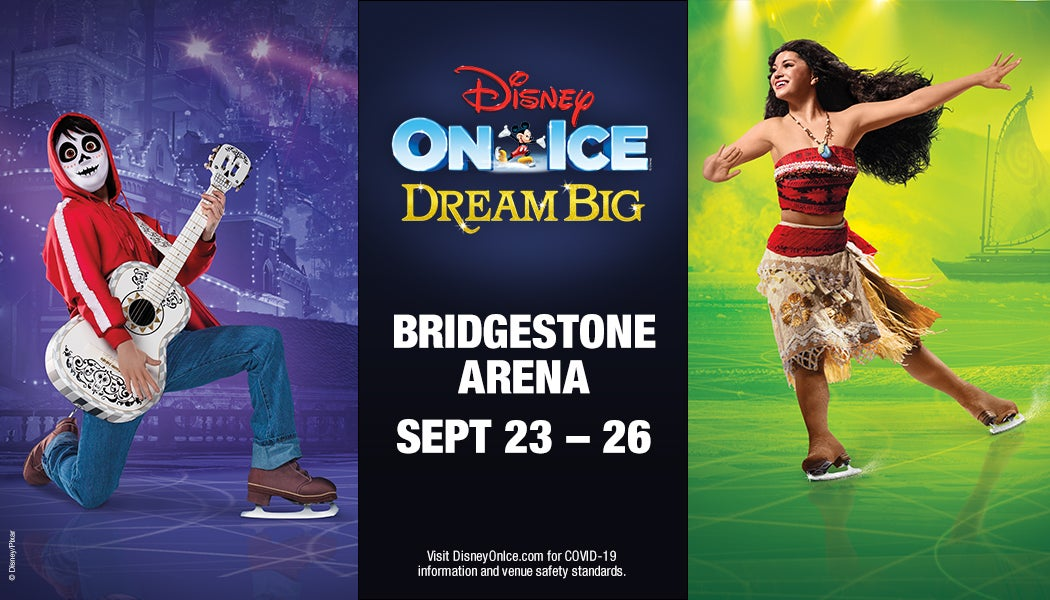 More Info for Disney On Ice: Dream Big