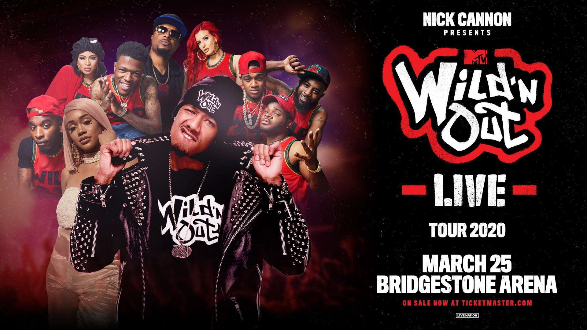 More Info for Nick Cannon's MTV Wild N' Out