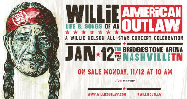 Willie: Life & Songs of an American Outlaw
