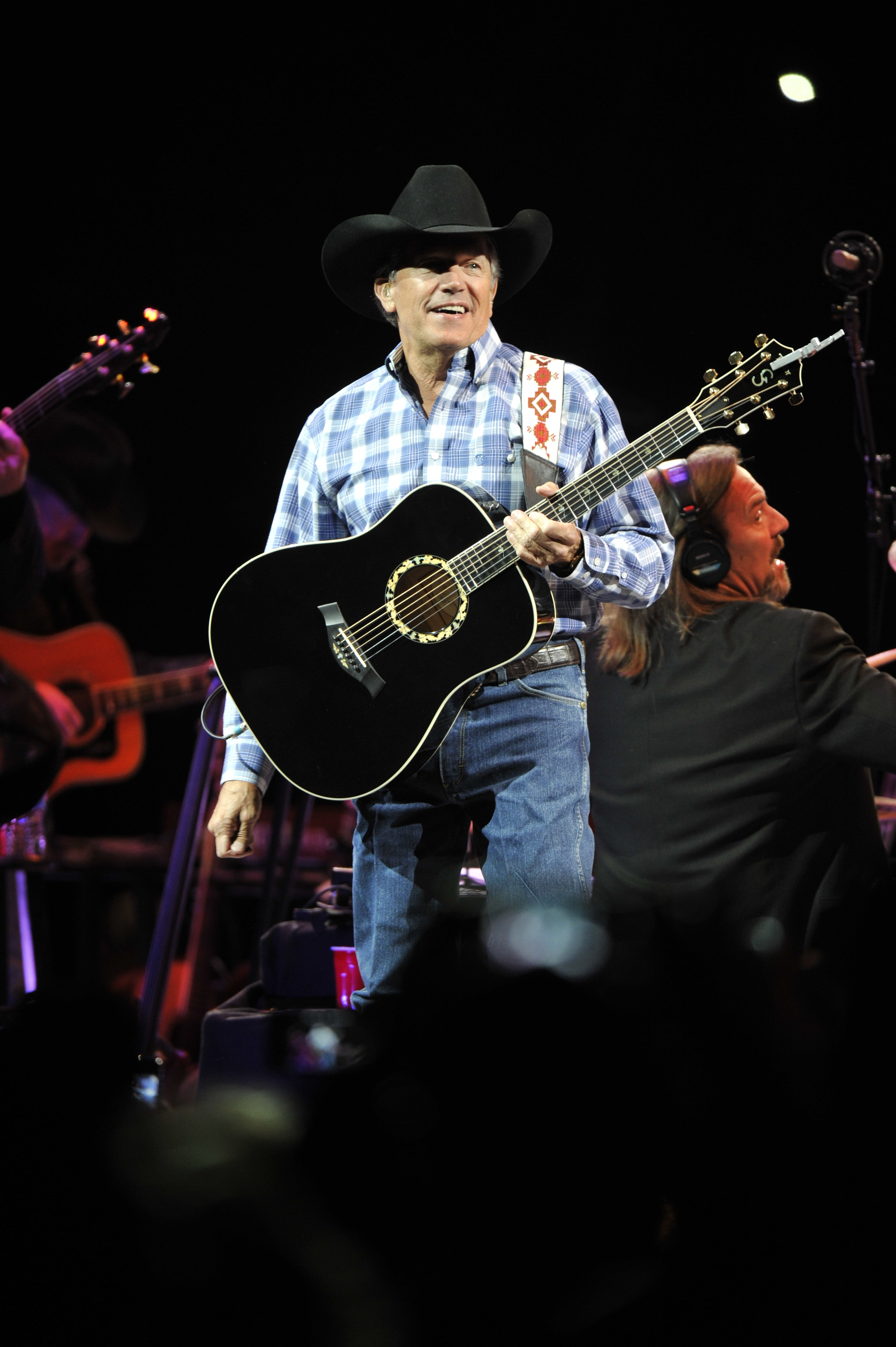 George Strait with Special Guest Sheryl Crow - March 21, 2014
