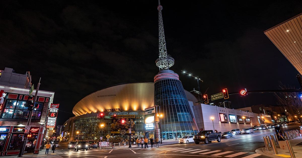 More Info for Bridgestone Arena Nominated for Pollstar Arena of the Decade Award