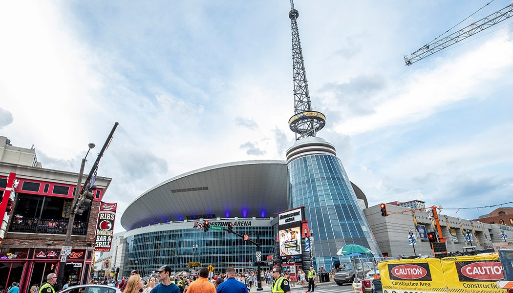 More Info for Bridgestone Arena Nominated for 2019 Arena of the Year by Pollstar Magazine