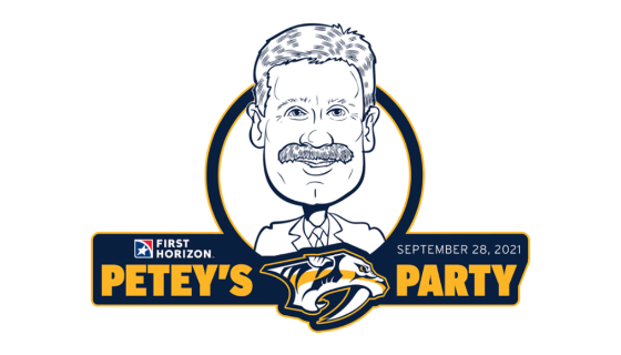 More Info for Petey's Preds Party