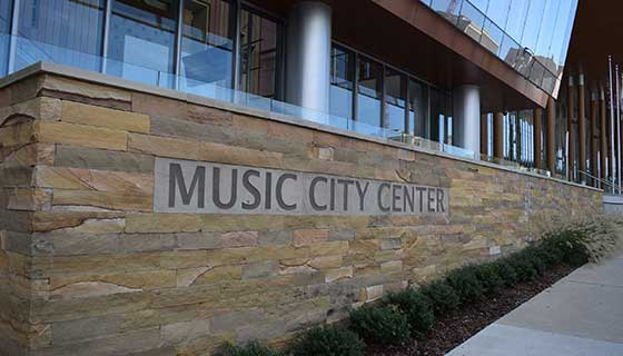 Music City Center Parking