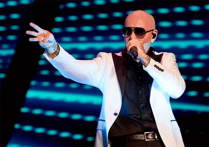 More Info for Pitbull: I Feel Good Tour