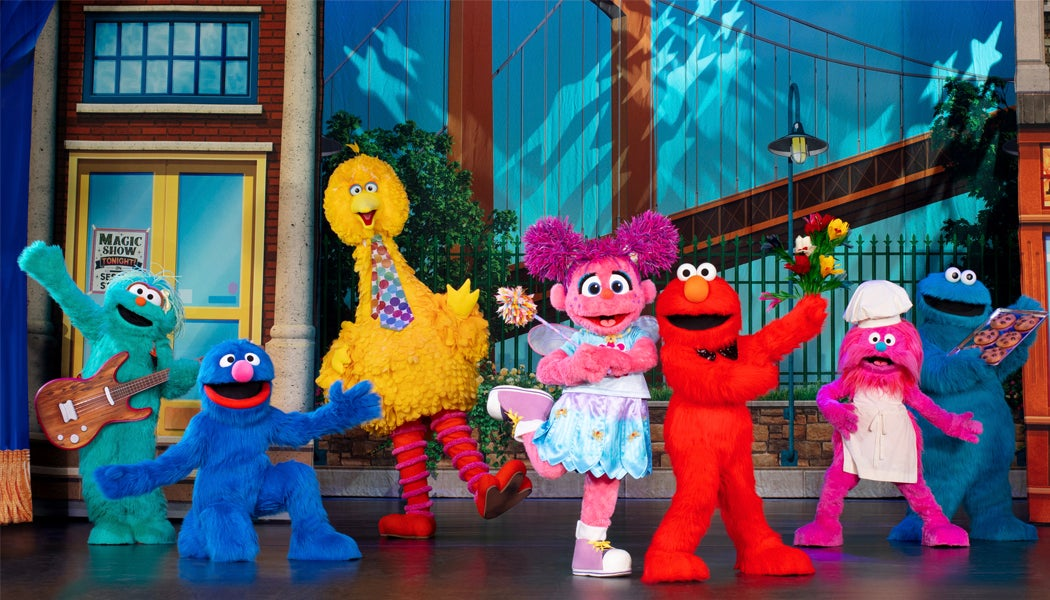 More Info for Sesame Street Live!